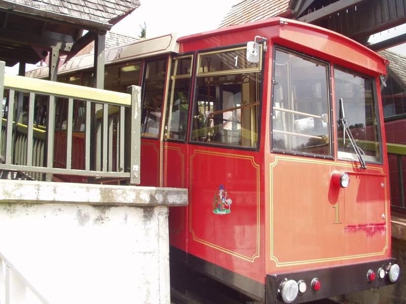 Cable Car Wellington 1