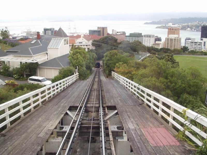Cable Car Wellington 2