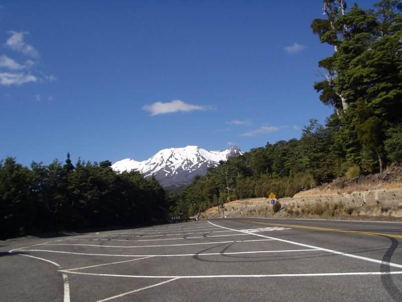 Mount Ruapehu 1