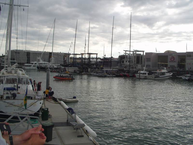 Americas Cup 2003