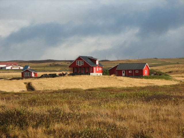 Living at Iceland