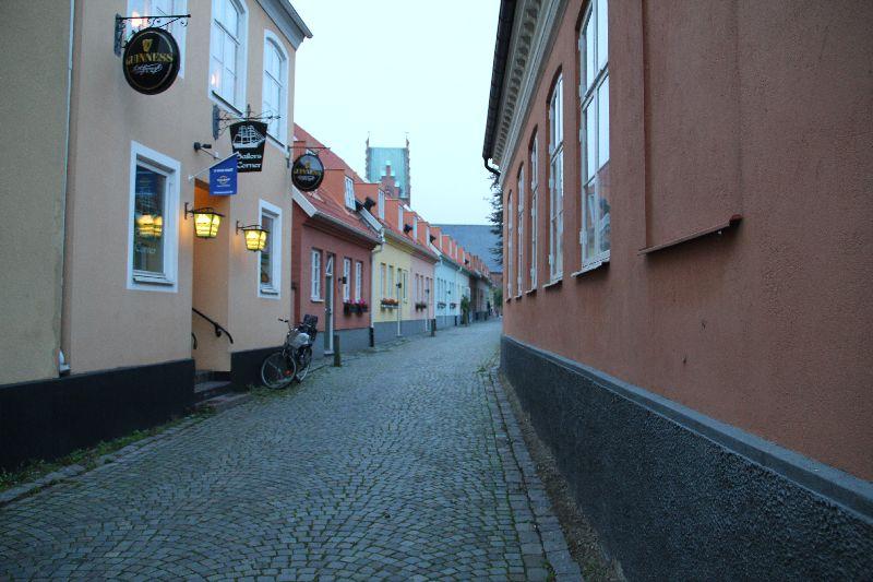 Strasse Trelleborg