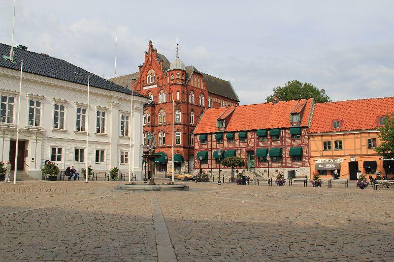 Marktplatz Växjo