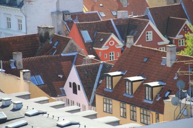 Kopenhagen - Blick vom Rundetaarn