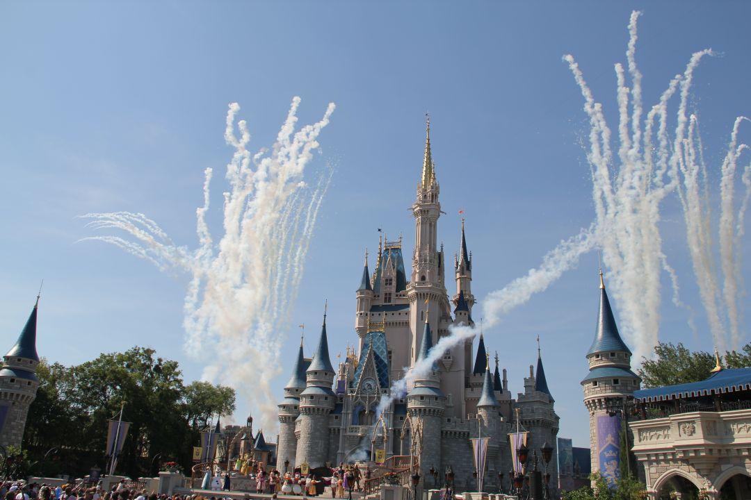 Disney World Schloß
