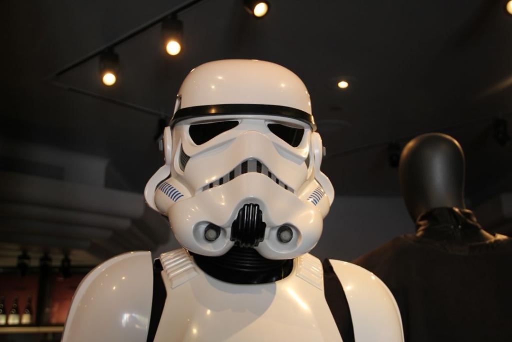 Star Wars in Disney Hollywood Studios