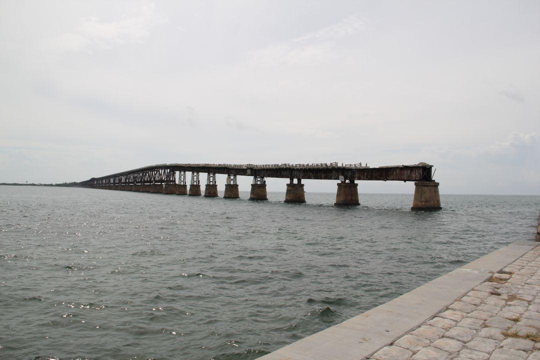 Old Bridge Florida Keys