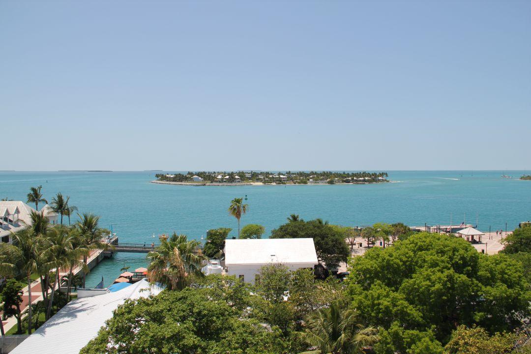 Key West Blick vom Turm