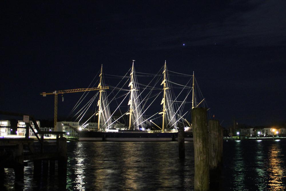 Segelschiff Travemünde