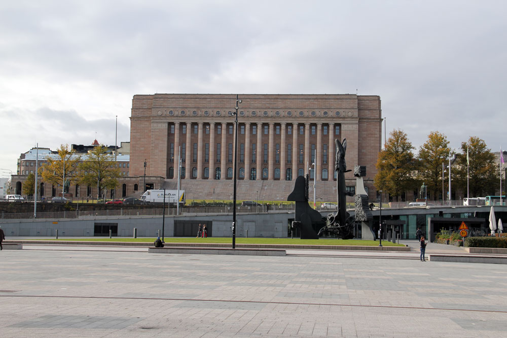 Helsinki Parlament