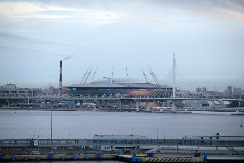 Stadion St.Petersburg