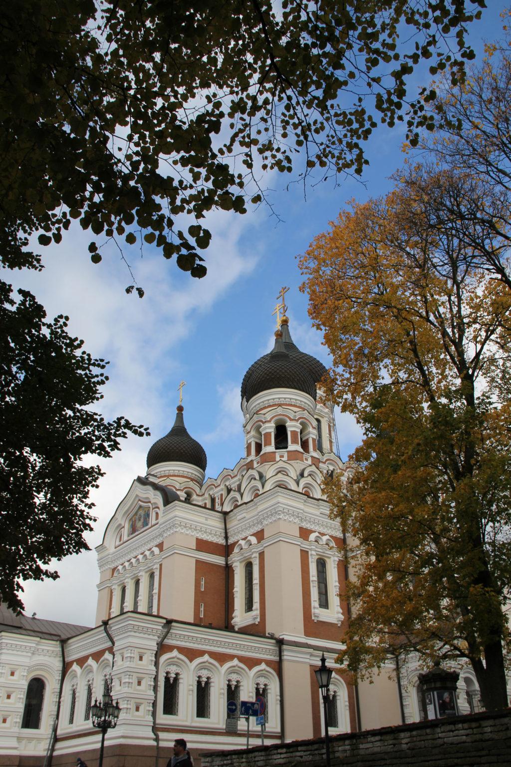 Alexander-Newsik-Kathedrale-Tallinn