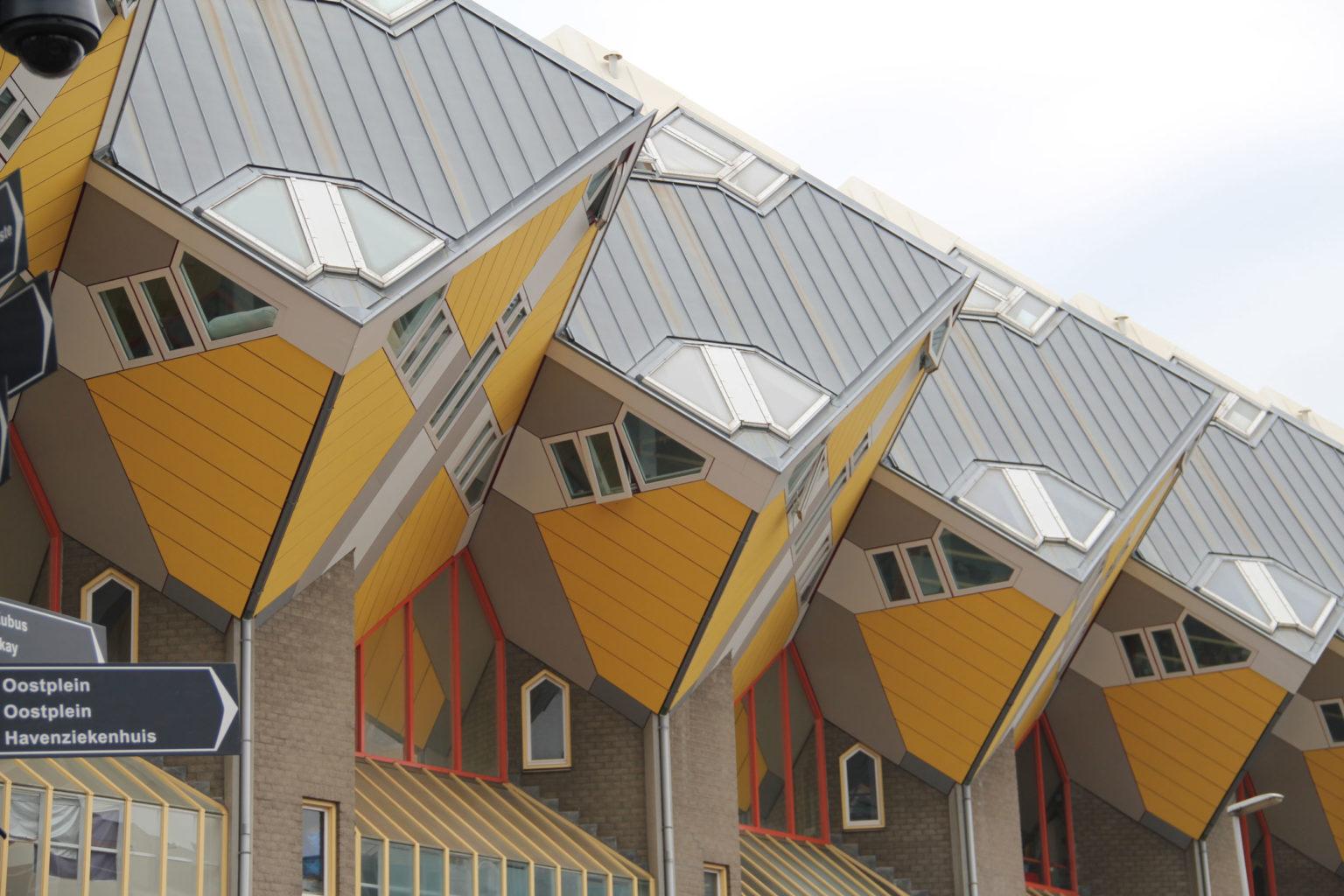 Cube-House Rotterdamm