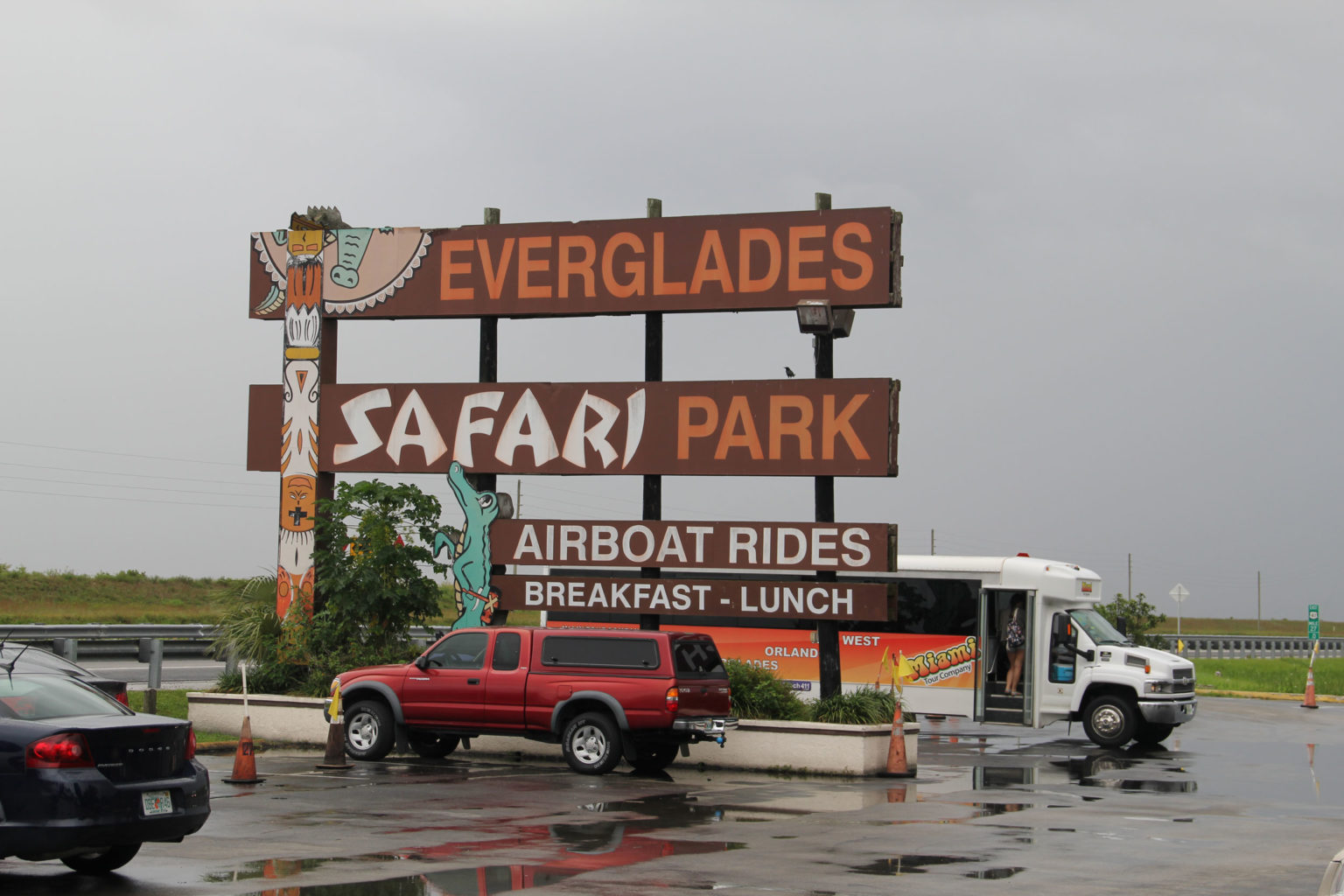 Everglades-Safari-Park