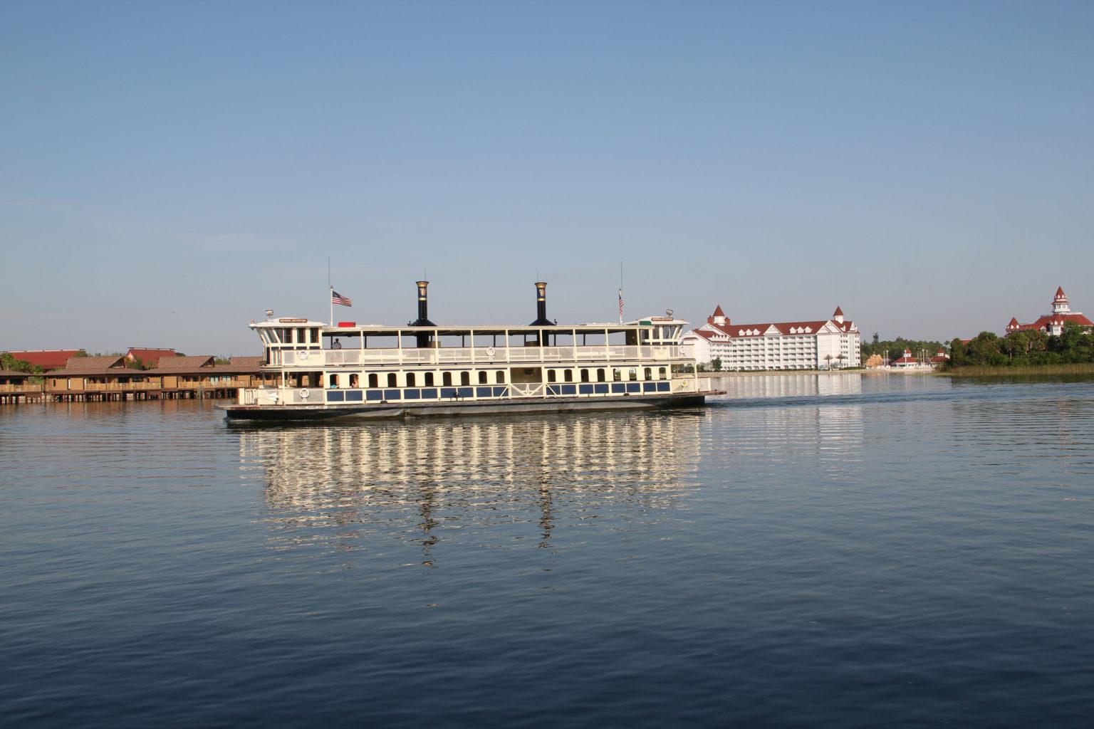 Ferry to Disney-World