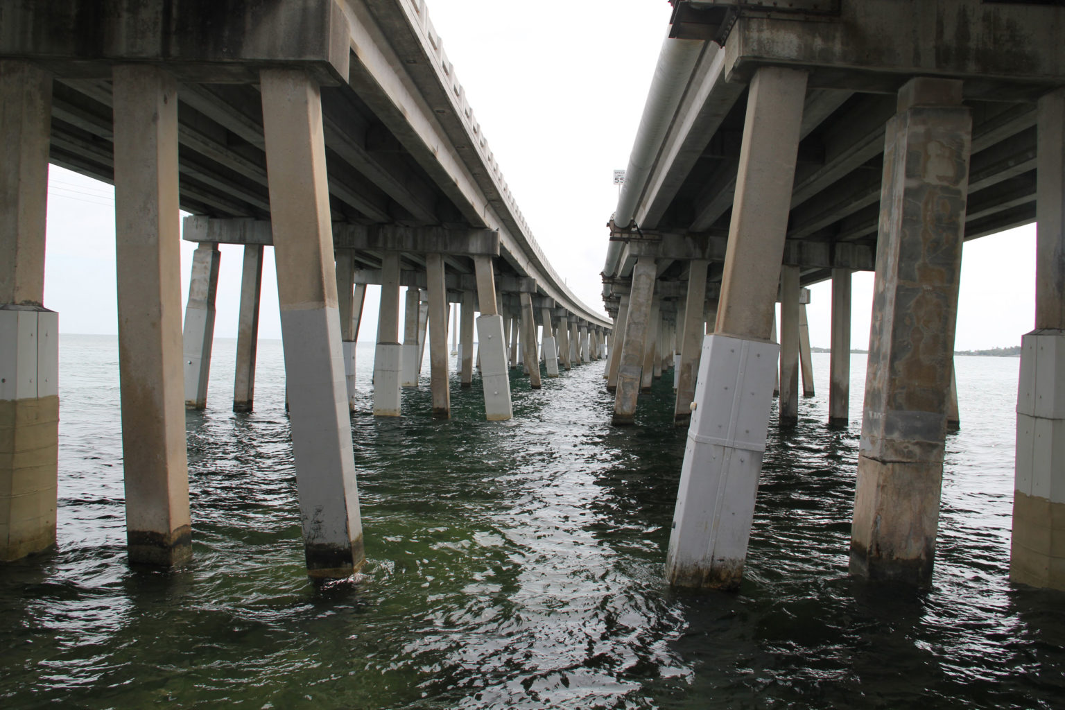 Florida-Keys Bridge