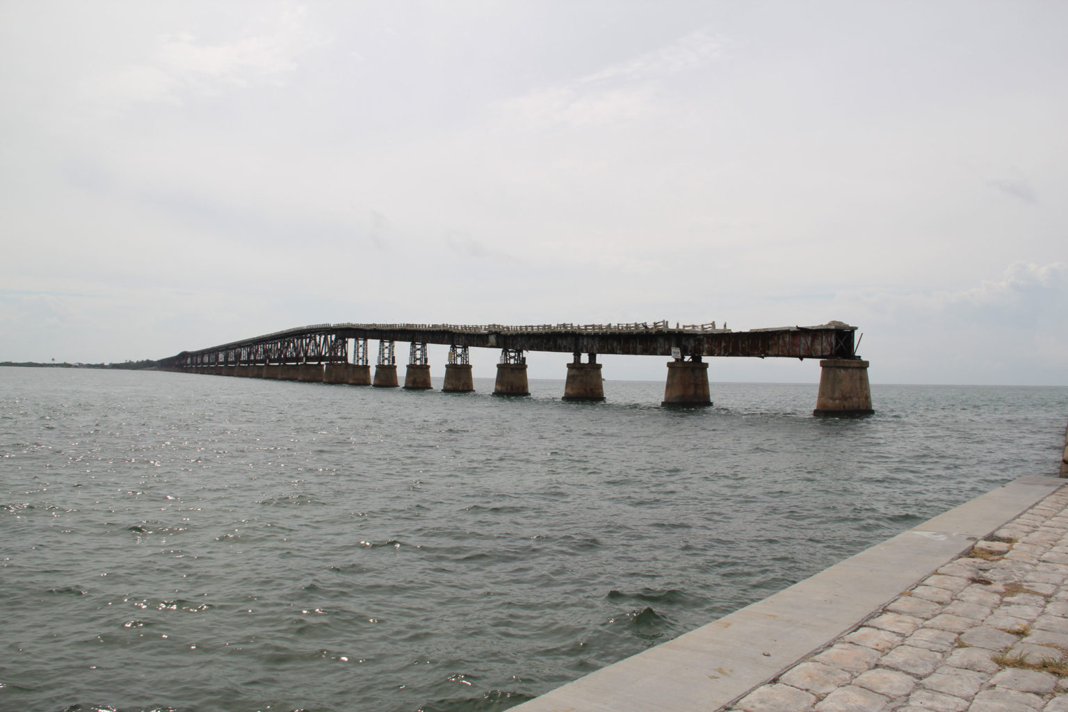 Florida-Keys old Bridge