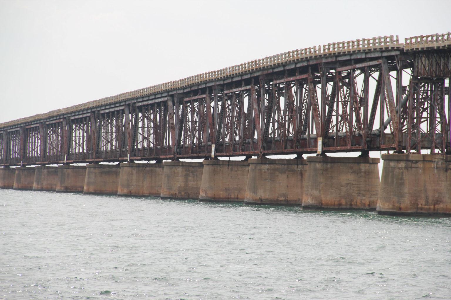 Florida-Keys Bridge