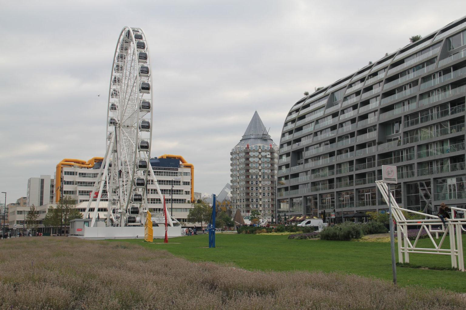 Markthalle Rotterdamm