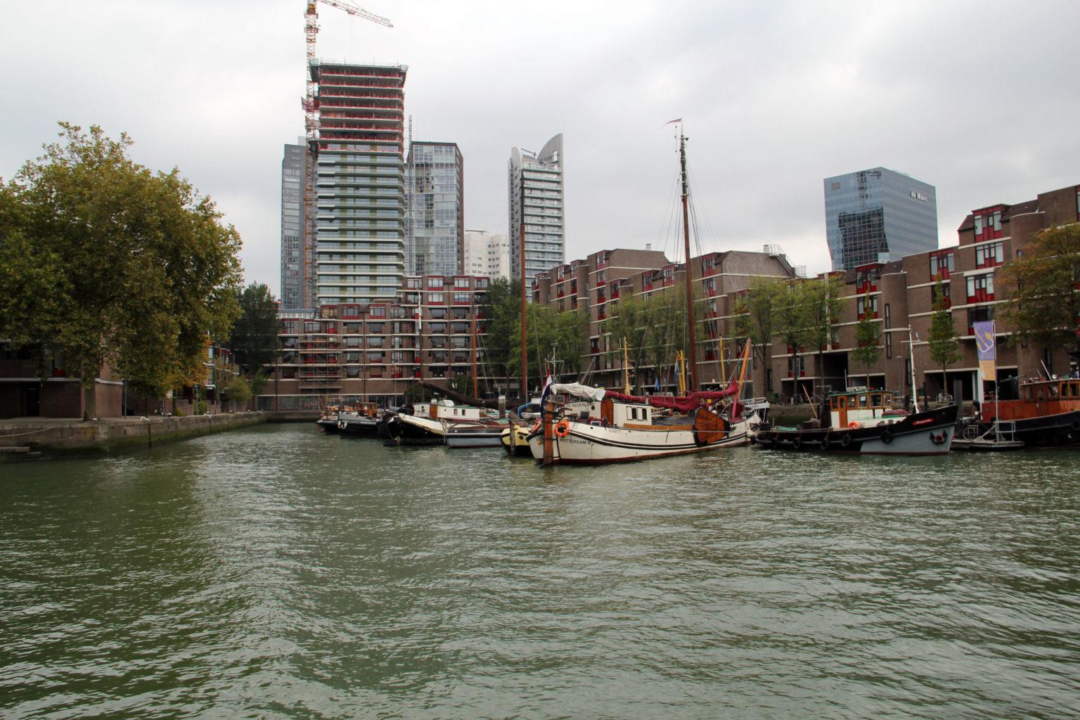 Rotterdamm Boote