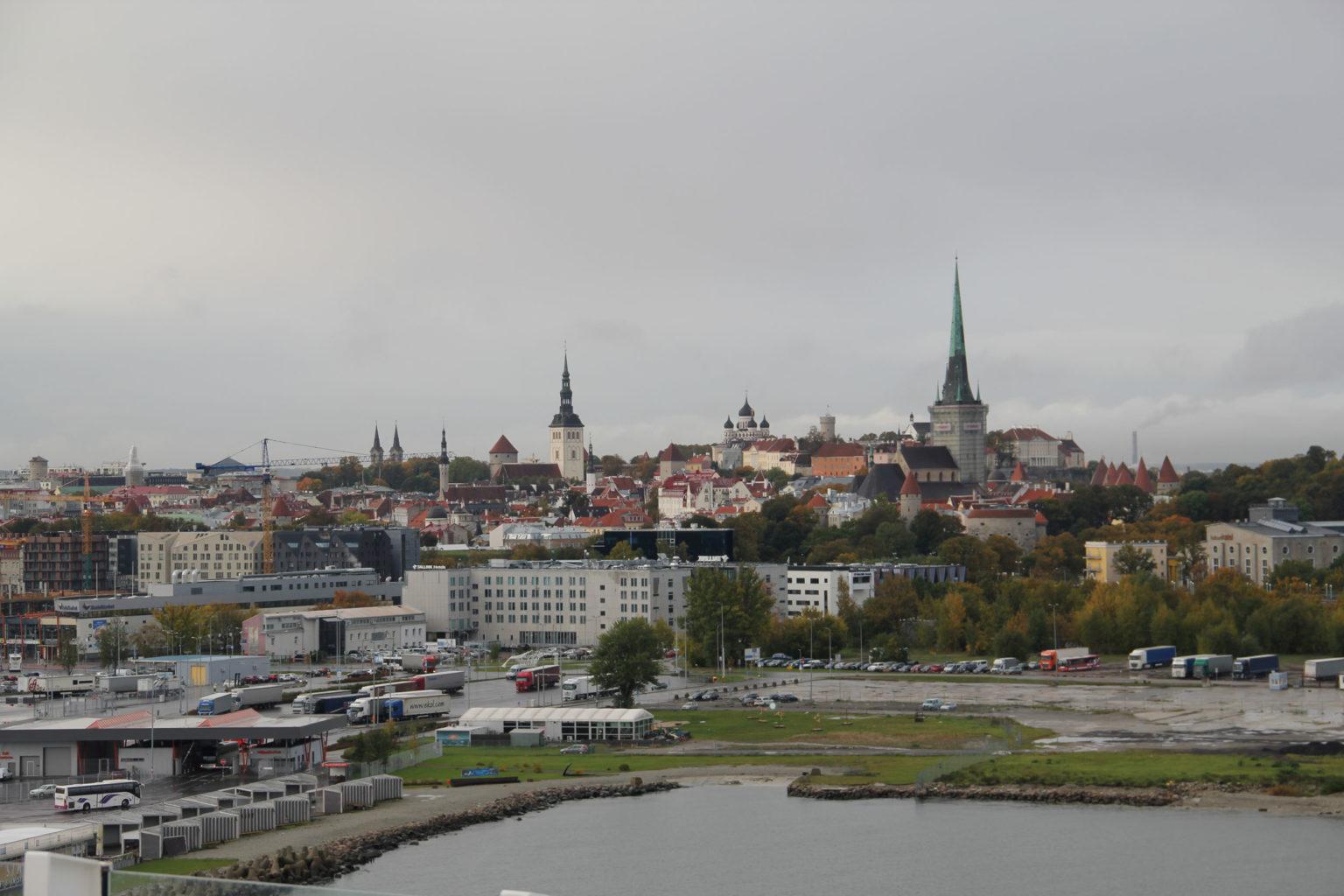 Tallinn Skypline