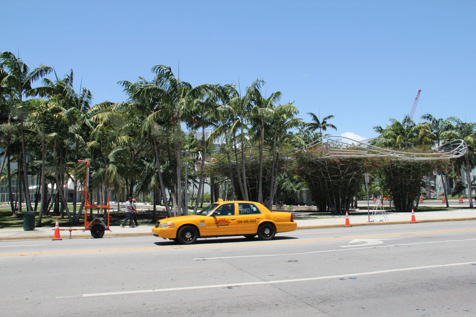 Yellow-Cab Miami Beach